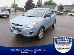 2010 Hyundai Tucson GLS! Keyless Entry! ONLY 62K! Trade-In! Save