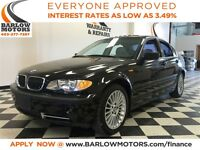 2002 BMW 330I SOLD! xi Navi/AWD/Heated Seats Mint condition*SOLD