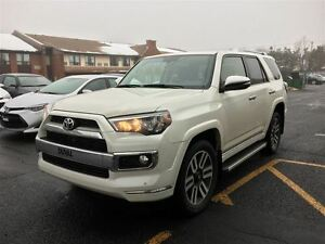 2016 Toyota 4Runner LIMITED DÉMO