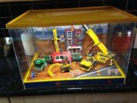 LEGO SHOP DISPLAY CONSTRUCTION SITE VERY RARE