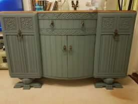 Beautiful reconditioned sideboard