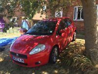 07 Fiat Punto Great Condition Bargain