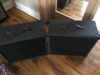 Speaker cabs