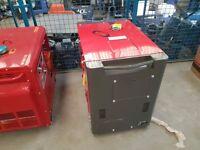 brand new progen generators 7.5 kva price £650