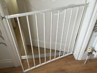 BabyDan Metal Safety Gate