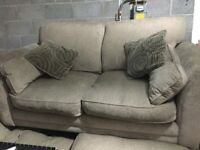 Barker & Stonehouse Matching Sofas