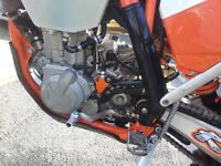 2015 KTM 450 EXC - Excellent condition, set up for longer trail rides, 3rd 450 owned by 60 yr old.