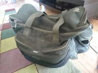 NASH MONSTER CARP CARRY ALL BAG WITH EIGHT STORAGE