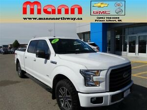 2015 Ford F-150 XLT - PST paid, Navigation, Tonneau cover.