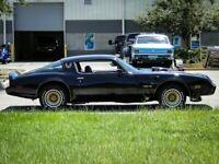 Miniature 13 Voiture Américaine de collection Pontiac Trans Am 1979
