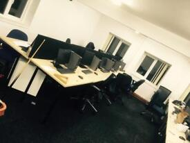 Office / call centre furniture for sale! Reduced to clear !!!