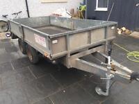 Protec 2700kg trailer