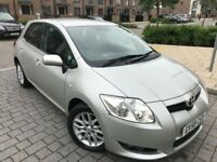 Toyota Avensis 1.4 D-4D T3 *2008*AUTOMATIC*DIESEL,LOW MILES*Long,Serviced,HPI CLEAR