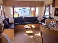 Static Caravan Holiday Home on the East Coast of Yorkshire, near beach access, quiet and peaceful