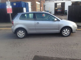 VW POLO NEWER SHAPE 3 DOOR FULL SERVICE HISTORY LOW INSURANCE AND TAX