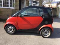 Smart car 2003 pure