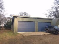Workshop with optional yard space - Showmans Yard