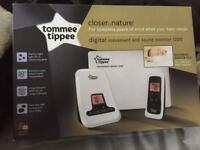 Tommee tippee digital movement and sound monitor