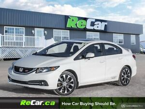 2013 Honda Civic Si 6-SPEED | HEATED SEATS | SUNROOF