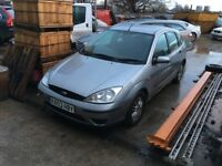 Ford Focus mk1 1.6 automatic 2003 low miles 39,000 on the clocks