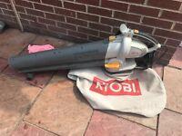 Ryobi leaf and vacuum blower