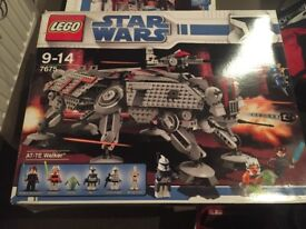 Lego Star Wars AT-TE Walker