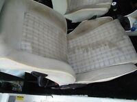MK1 GOLF GTI RIVAGE ETC DRIVERS SEAT