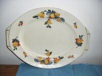 J & G Meakin 1950's Serving Platter