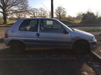 Peugeot 106 1.1 independence £250 ONO
