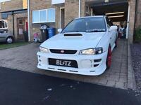 Subaru Impreza STI WRX import