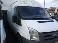 Ford transit 2.2 high top