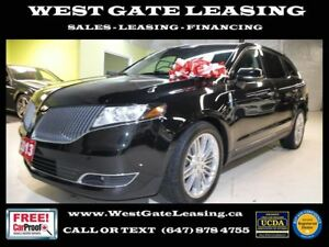 2013 Lincoln MKT AWD | NAVI | LEATHER | LANE ASSIST |