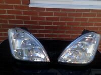 IVECO DAILY HEAD LIGHTS (2) £120 ONO
