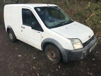 Breaking Ford Transit Connect van spares parts 1.8 Tddi engine