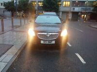 Vaxhale insignia 1.8 2010 private plate number £1700