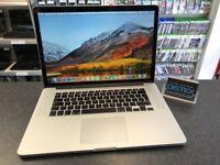 "15"" MacBook Pro 2014 Retina 16GB RAM 2.2ghz Intel i7 16GB RAM"