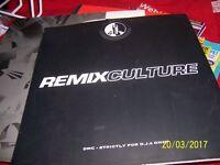 SET OF 8 D.M.C. MIX CLUB RECORDS