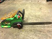 florabest-electric chainsaw