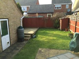 £450PCM Double Room in a 3 Bedroom Semi in Hamworthy, Poole