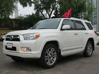 "2011 Toyota 4Runner Limited ""Navigation"""