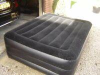 Bestway Inflatable Flocked Aero Lux Air bed.