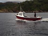 Cheverton Champ Boat