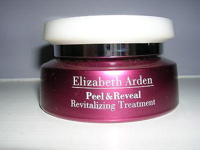 Elizabeth Arden Peel & Reveal Revitalizing Treatment Face 1.7 oz NWOB (Revitalizing Face Treatment)