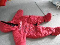 jacket baby suit
