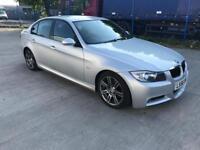 BMW 3 SERIES 2006 2.0 320d M SPORT 4dr, FULL SERVICE HISTORY