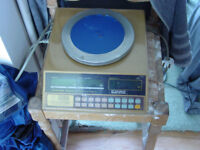 Turier weighing scales
