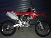 Honda CRF150 Big Wheel