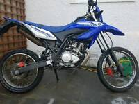 2013Yamaha WR 125R 1900 miles immaculate condition
