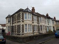 Large 3 bedroom garden flat available to rent in Bishopston with off street parking