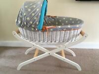 Mothercare Baby K Moses Basket